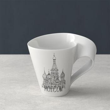 Modern Cities kubek do kawy, Moscow, 300 ml