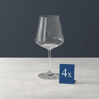 Ovid kieliszek do czerwonego wina zestaw 4 szt.