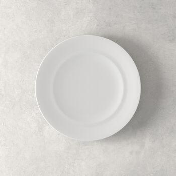 NEO White talerz śniadaniowy 21x21x2cm