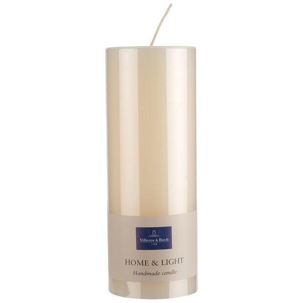 Essential Candles Świeczka ivory 19cm, , large