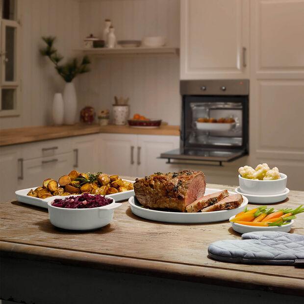 Clever Cooking Naczynie do podawania/Pokrywka okr. 30cm, , large