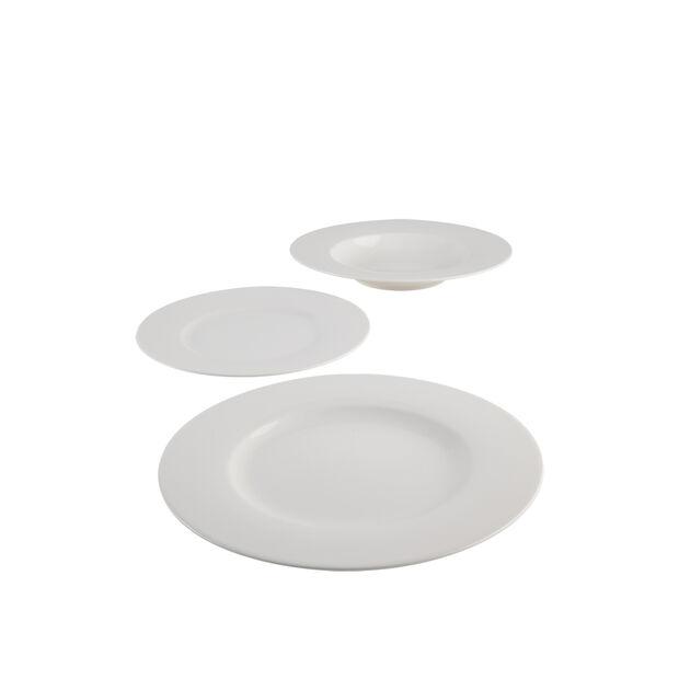 vivo | Villeroy & Boch Group Basic White Starter Set Plate 12pcs, , large