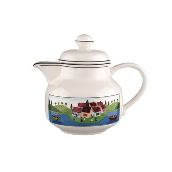 Design Naif Dzbanek do herbaty  6 os. 0,90l