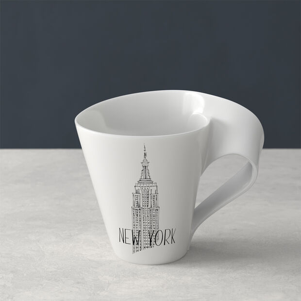 Modern Cities kubek do kawy, New York, 300 ml, , large