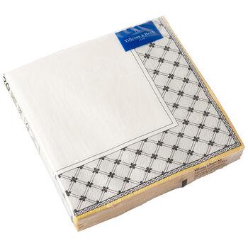 Papierowe serwetki Audun, 20 sztuk, 33x33cm