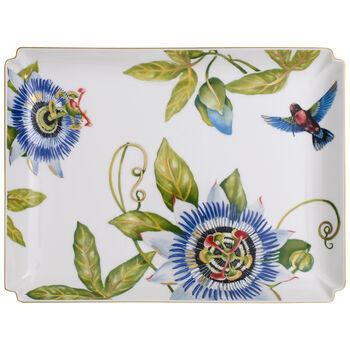 Amazonia Gifts duży talerz dekoracijny 28x21cm