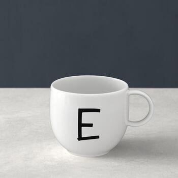 Letters Kubek E 13x10x8cm