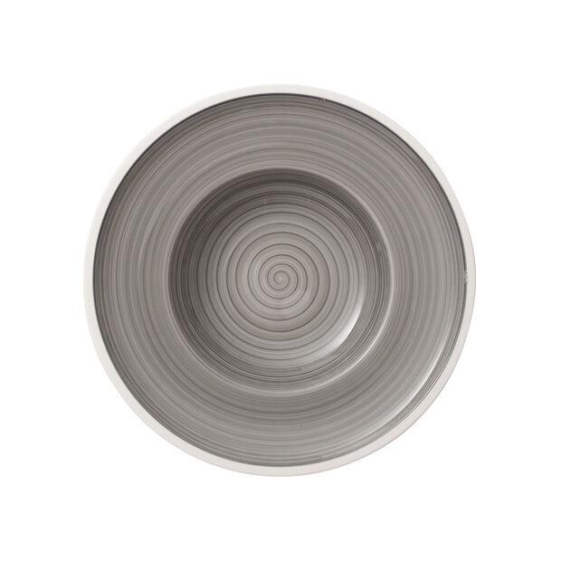 Manufacture gris Talerz głęboki 25cm, , large