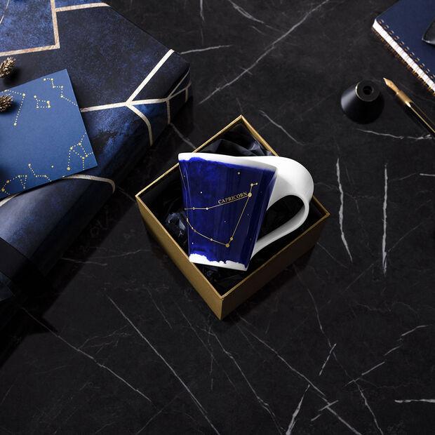 NewWave Stars kubek Skorpion, 300 ml, niebieski/biały, , large