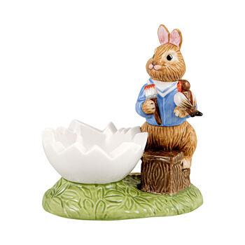 Annual Easter Edition kieliszek na jajko rok 2021, 4,5x6x7,5cm