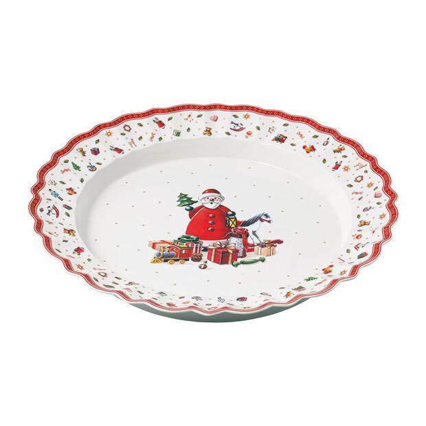 Toy's Delight półmisek, kolorowy/czerwony/biały, 45 cm, , large