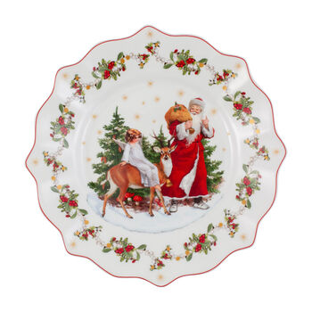 Annual Christmas Edition półmisek 2020, 24 x 24 cm