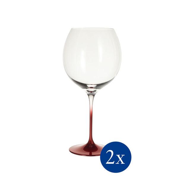 Allegorie Premium Rosewood kieliszek do wina Burgundia Grand Cru zestaw 2-częściowy 262mm, , large