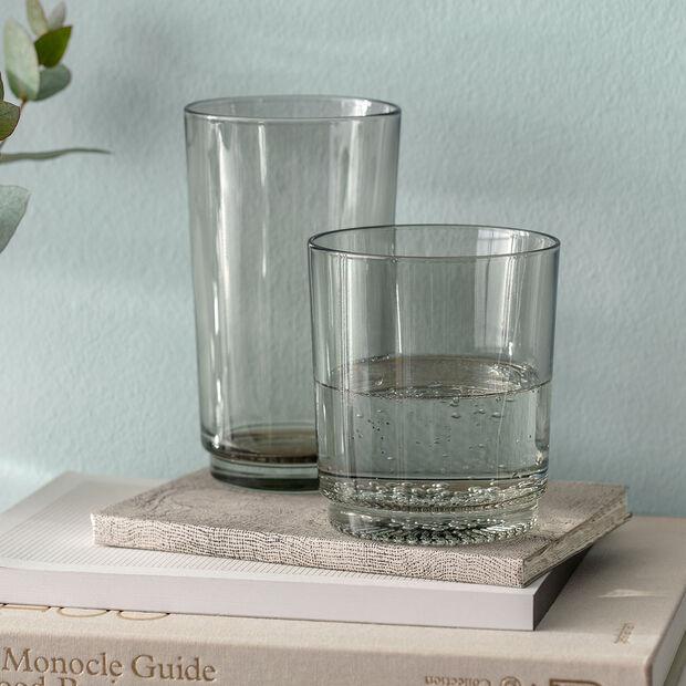 like by Villeroy & Boch it's my match zestaw szklanek do wody mineral, zielony, 9 x 10 cm, 2-częściowy, , large