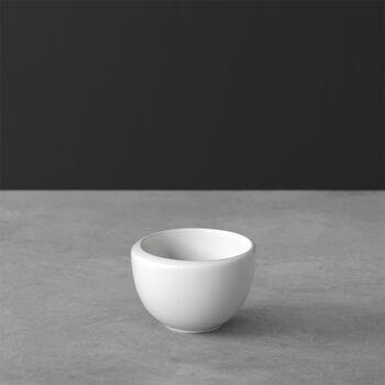 NewMoon filiżanka do espresso, bez ucha, 100 ml, biała
