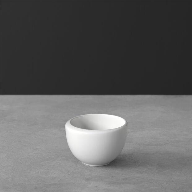 NewMoon filiżanka do espresso, bez ucha, 100 ml, biała, , large