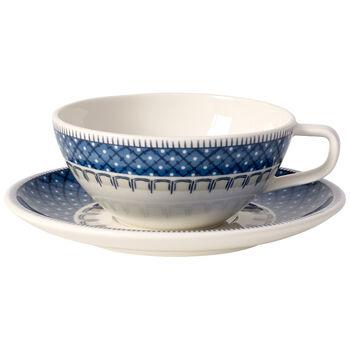 Casale Blu zestaw do herbaty 2-częściowy