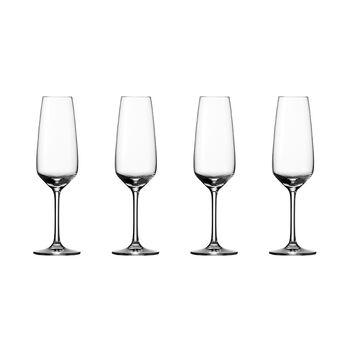 vivo | Villeroy & Boch Group Voice Basic Kieliszek do szampana, zestaw 4-częściowy