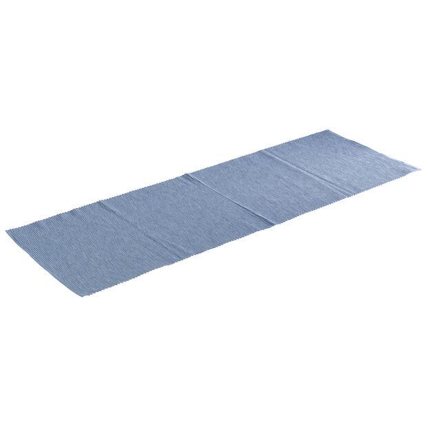 Textil News Breeze bieżnik niebieski 50x140cm, , large