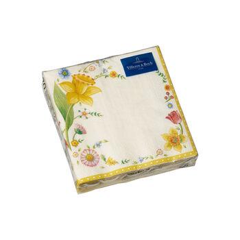Spring Fantasy serwetki, wielkanocne kwiaty, 25x25cm, 20 sztuk