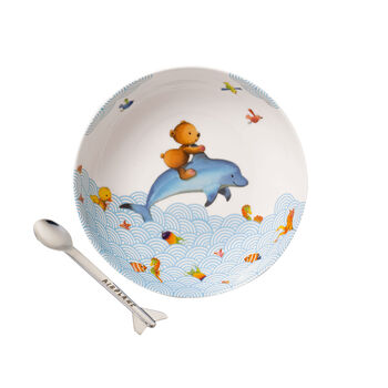 Happy as a Bear Zest.d.posiłków dla dzieci, 2-cz.