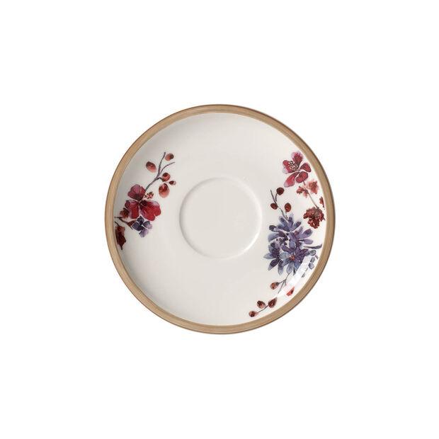 Artesano Provenc.Lawenda Spodek do filiżanki do kawy/herbaty 16cm, , large