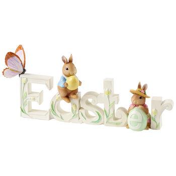 Spring Fantasy Accessories Napis dekoracyjny Easter 33,4x6,3x13,6cm