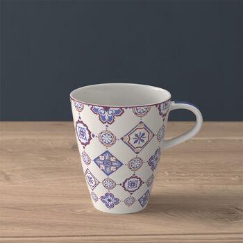 Modern Dining kubek do kawy, Indigo Caro