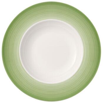 Colourful Life Green Apple Talerz głęboki / Talerz do pasty