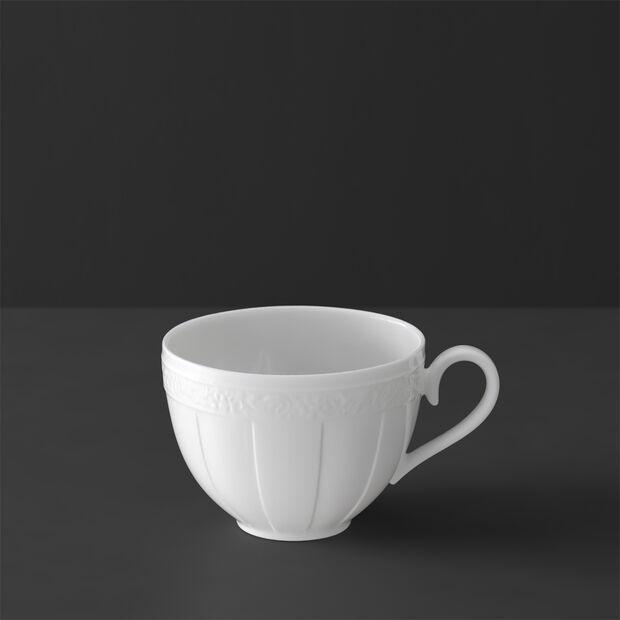 White Pearl filiżanka do kawy/herbaty, , large