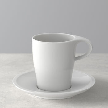 Coffee Passion kubek do kawy ze spodkiem