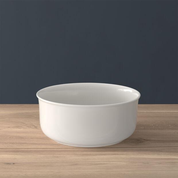 Twist White okrągła miska, , large