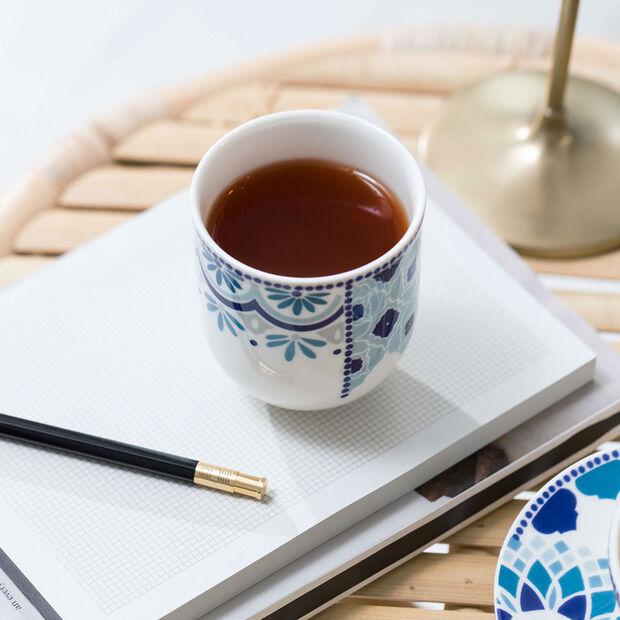 Tea Passion Medina Kubek do czarnej herbaty 7,5x7,5x9cm, , large