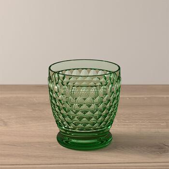Boston Coloured Szklanka do wody/koktajli zielona