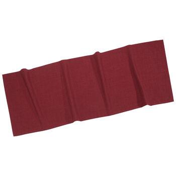 Textil Uni TREND bieżnik bordowy 50x140cm