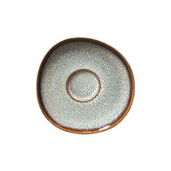 Lave beige spodek do filiżanki do kawy, 15,5 cm