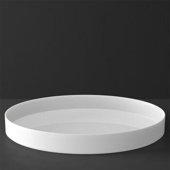 MetroChic blanc Gifts Miska do serwowania / dekoracyjna 33x33x4cm