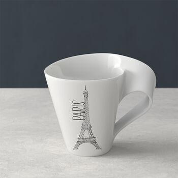 Modern Cities kubek do kawy, Paris, 300 ml