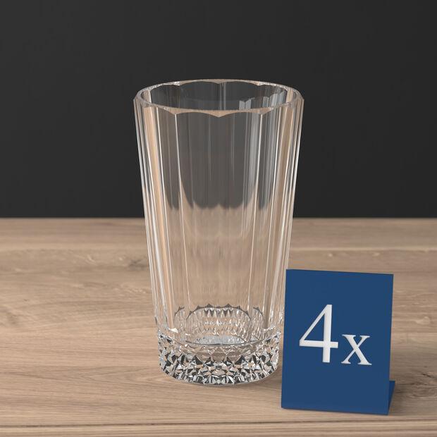 Opéra szklanka do long drinków zestaw 4 el., , large