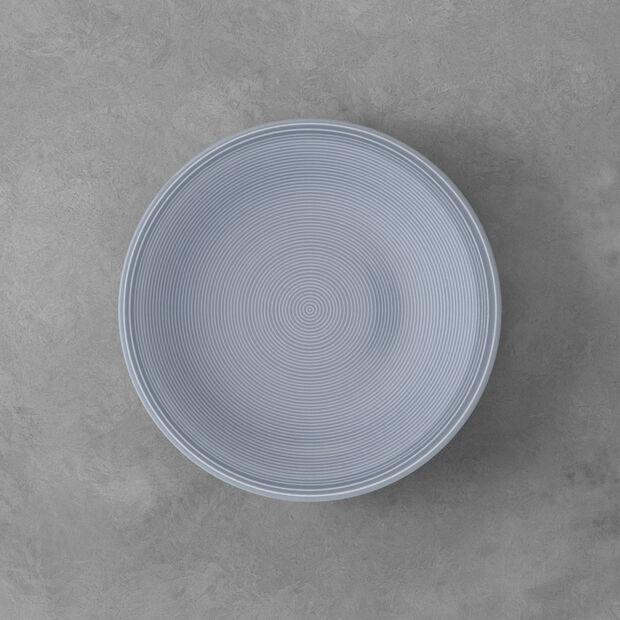 Color Loop Horizon talerz śniadaniowy 21x21x2cm, , large