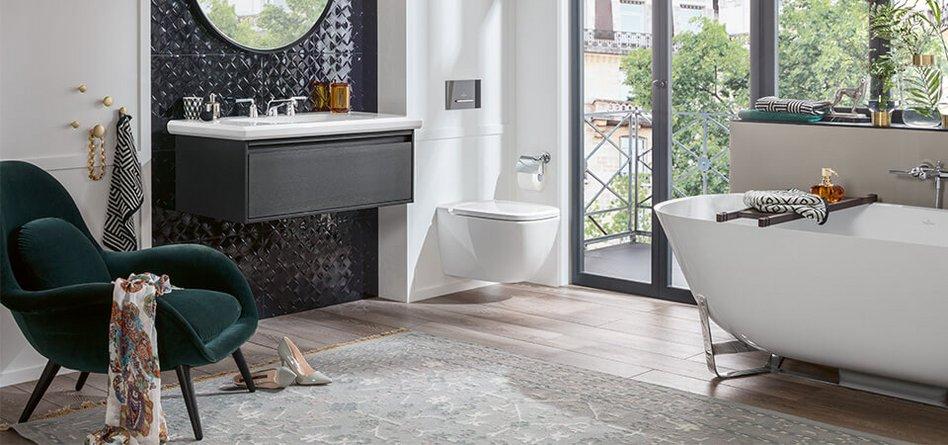 Wyposażenie łazienkowe Wellness W Domu Villeroy Boch