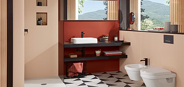 Inspiracje łazienkowe W Villeroy Boch Wskazówki I Pomysły