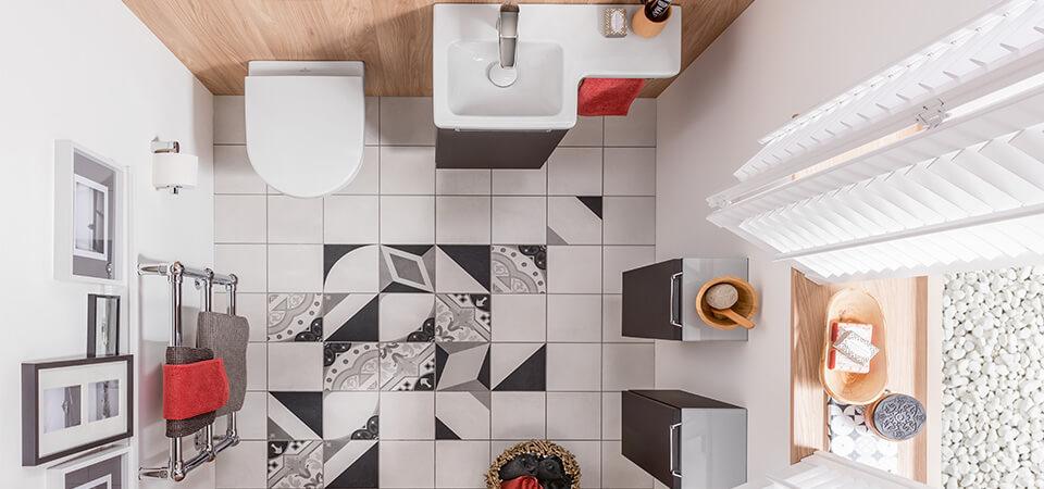łazienka Gościnna Więcej Komfortu Dla Twoich Gości