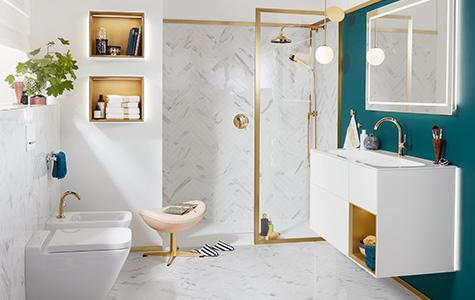 Produkty Villeroy Boch Do łazienek I Wellness