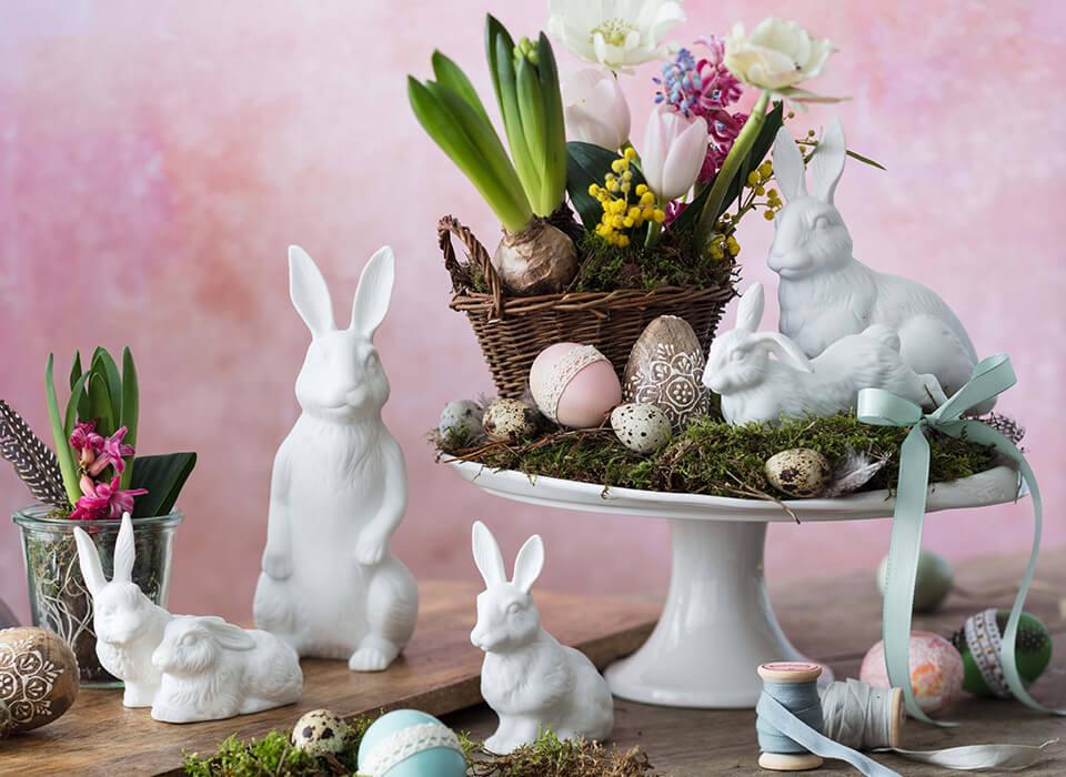 Ręcznie Robione Wielkanocne Dekoracje Kreatywne Pomysły Na Ozdoby